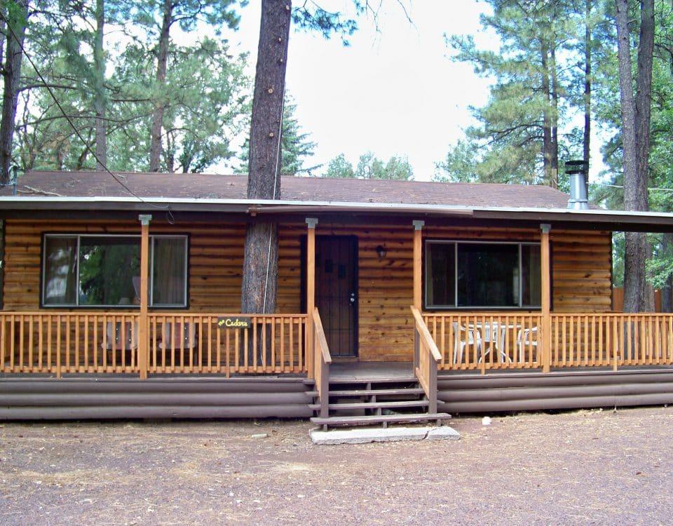 Cedars Exterior